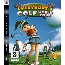 Everybody's Golf World Tour для PS3