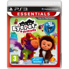 EyePet и Друзья русская версия для PS3