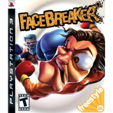 Facebreaker для PS3