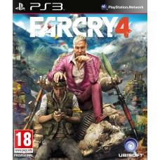Far Cry 4 русская версия для PS3