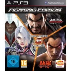 Fighting Edition русская версия для PS3