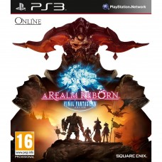 Игра для Playstation 3 Final Fantasy XIV A Realm Reborn