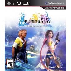 Final Fantasy X/X-2 HD Remaster для PS3