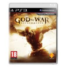 God of War: Восхождение русская версия для PS3