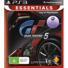 Gran Turismo 5 русская версия для PS3