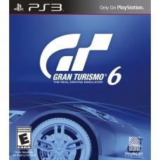Gran Turismo 6 русская версия PS3