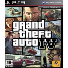 Grand Theft Auto IV для PS3
