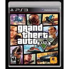 Grand Theft Auto V русские субтитры для PS3