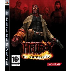 Игра для Playstation 3 Hellboy The Science of Evil