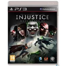 Injustice: Gods Among Us русские субтитры для PS3