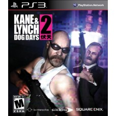 Kane & Lynch 2: Dog Days для PS3