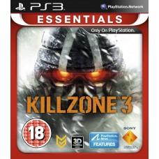 Killzone 3 русская версия для PS3