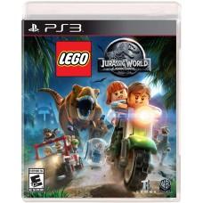 LEGO Мир Юрского Периода русские субтитры для PS3
