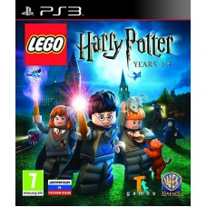 LEGO Harry Potter: Years 1-4 для PS3