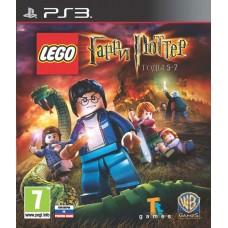 LEGO Harry Potter: Years 5-7 русские субтитры для PS3