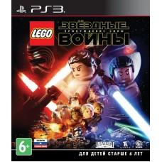 LEGO Звездные войны: Пробуждение Силы русские субтитры для PS3