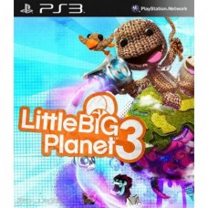 Игра для Playstation 3 LittleBigPlanet 3 русская версия