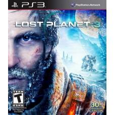 Lost Planet 3 русские субтитры для PS3