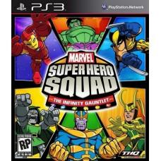 Marvel Super Hero Squad: The Infinity Gauntlet для PS3