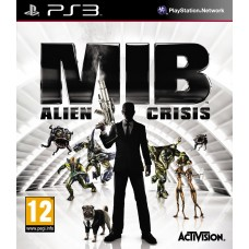 Игра для Playstation 3 Men in Black: Alien Crisis