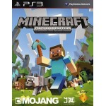 Minecraft Playstation 3 Edition русская версия для PS3