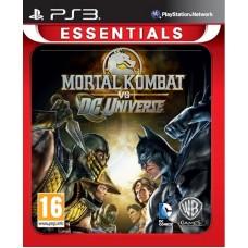Игра для Playstation 3 Mortal Combat vs DC Universe