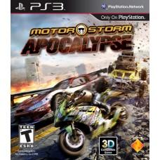Motorstorm Apocalipse русская версия для PS3