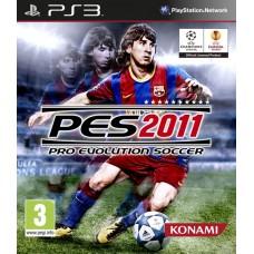 Игра для Playstation 3 Pro Evolution Soccer 2011