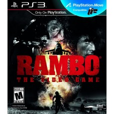 Rambo: The Video Game для PS3