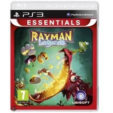Rayman Legends русская версия для PS3