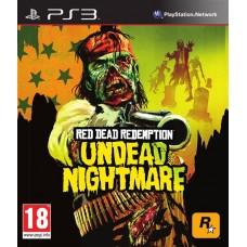 Red Dead Redemption: Undead Nightmare для PS3
