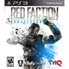 Red Faction: Armageddon для PS3