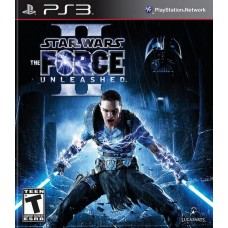 Star Wars the Force Unleashed II для PS3