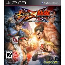 Street Fighter X Tekken русские субтитры для PS3