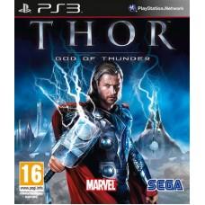 Игра для Playstation 3 Thor: God of Thunder