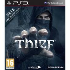 Thief русская версия для PS3