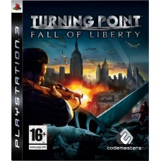 Turning Point Fall of Liberty для PS3