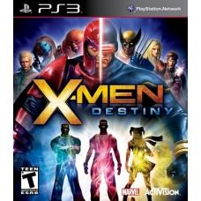 Игра для Playstation 3 X-Men Destiny русская документация