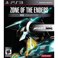 Zone of the Enders HD Collection для PS3