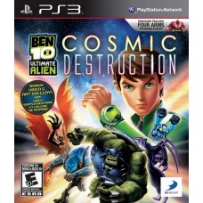Игра для Playstation 3 Ben 10: Ultimate Alien: Cosmic Destruction