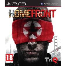 Homefront русская версия PS3
