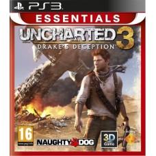 Игра для Playstation 3 Uncharted 3: Иллюзии Дрейка