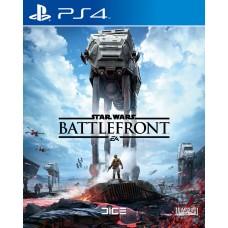 Игра для PlayStation 4 Star Wars: Battlefront русская версия