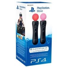 Набор из двух контроллеров движения Move для PS4