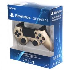 Джойстик Dualshock 4, V2 , золотой для Playstation 4