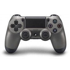 Джойстик Dualshock 4, V2, Steel Black для Playstation 4