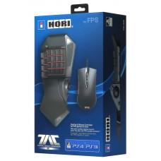 Игровая мышь и Кейпад Hori T.A.C. PRO для PS4/ PS3/ PC
