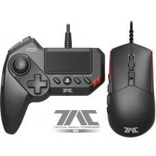 Игровая мышь и Геймпад Hori T.A.C. Grip для PS4/ PS3/ PC