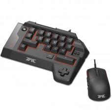 Игровая мышь и Кейпад Hori T.A.C. FOUR для PS4/ PS3