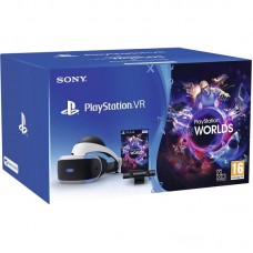 Sony PlayStation VR шлем виртуальной реальности (CUH-ZVR2) + PS Camera + Игра PlayStation VR Worlds